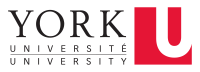 york university logo techconnex sponsor