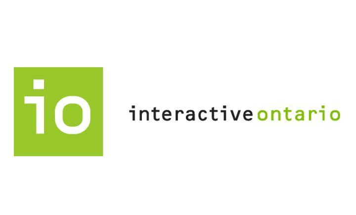 Interactive Ontario logo techconnex sponsor